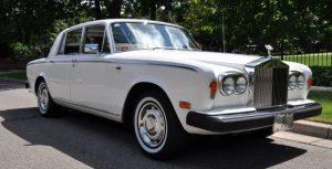Rolls-Royce silver shadow2